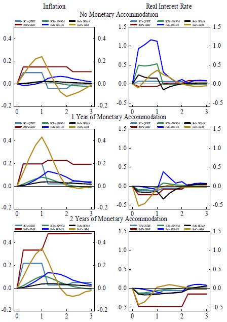 Dopad zvýšení vládních investic na inflaci a úrokovou míru